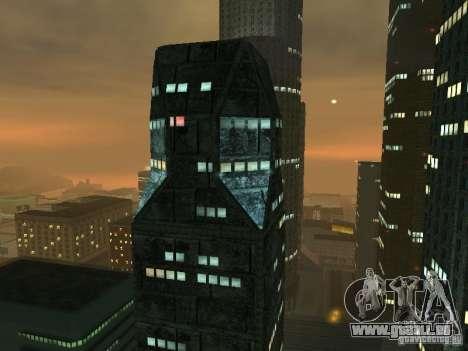 Nouveaux gratte-ciels de textures LS pour GTA San Andreas