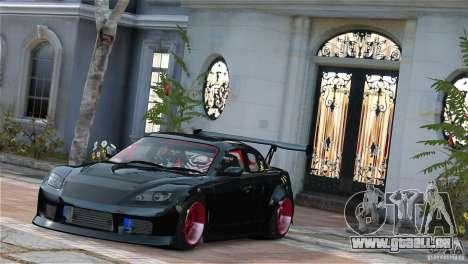 Mazda RX-8 Mad Mike für GTA 4