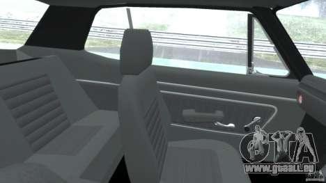 Nissan Skyline 2000 GT-R pour GTA 4 Vue arrière