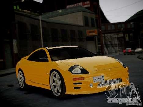 Mitsubishi Eclipse GT-S v1.0 für GTA 4