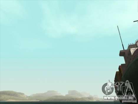 Eine realistische Timecyc für GTA San Andreas achten Screenshot