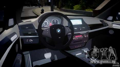 BMW X5 Experience Version 2009 Wheels 223M pour GTA 4 est un droit