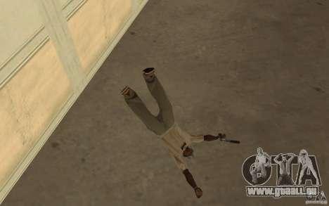 Nouveau automne pour GTA San Andreas troisième écran