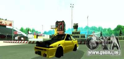Miytomi für GTA San Andreas zweiten Screenshot