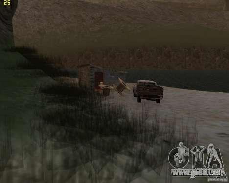 Partei auf die Natur für GTA San Andreas zweiten Screenshot