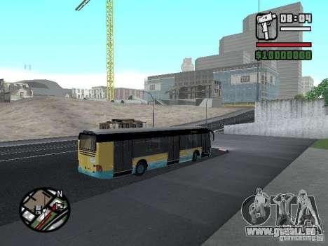 CitySolo 12 für GTA San Andreas rechten Ansicht