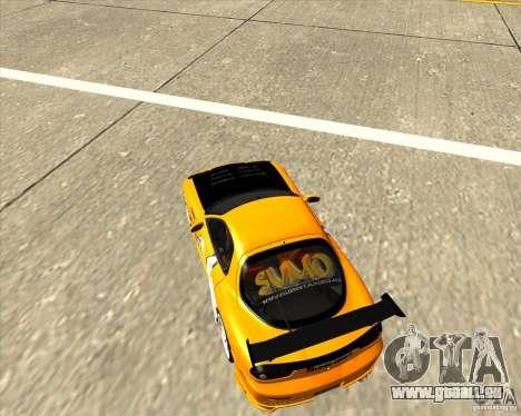 Mazda RX-7 sumopoDRIFT für GTA San Andreas rechten Ansicht