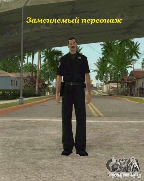 Counter-terrorist pour GTA San Andreas huitième écran
