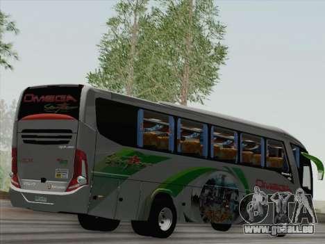 Marcopolo Paradiso 1200 G7 pour GTA San Andreas vue de droite