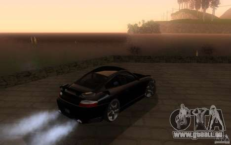Ruf R-Turbo pour GTA San Andreas vue de droite
