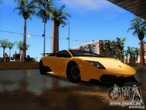 Sun Graphic Edition by KyIIuDoN pour GTA San Andreas troisième écran