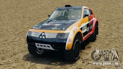 Mitsubishi Pajero Evolution MPR11 für GTA 4