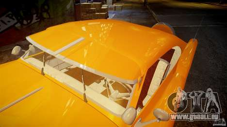 Buick Custom Copperhead 1950 für GTA 4 Innen