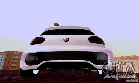 Volkswagen Golf 5 GTI W12 für GTA San Andreas rechten Ansicht