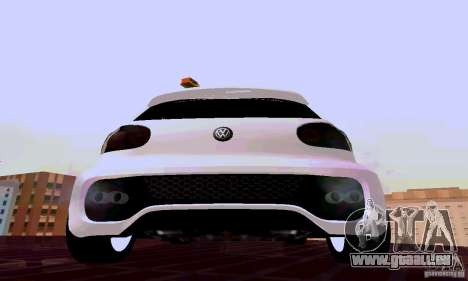 Volkswagen Golf 5 GTI W12 pour GTA San Andreas vue de droite