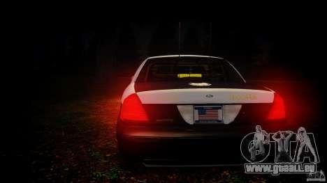 Ford Crown Victoria 2003 Florida CVPI [ELS] pour le moteur de GTA 4