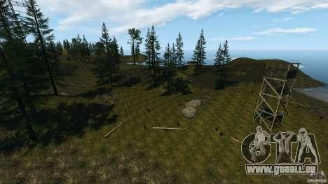 The Loggers Point pour GTA 4 quatrième écran