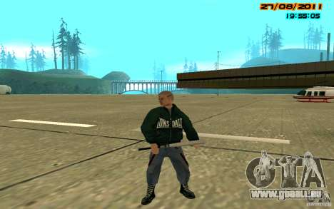 SkinHeads Pack für GTA San Andreas fünften Screenshot