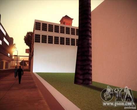 All Saints Hospital pour GTA San Andreas quatrième écran
