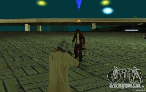 Mutant pour GTA San Andreas troisième écran