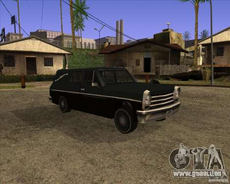 Coffin San Andreas Stories pour GTA San Andreas