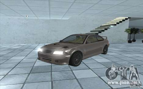 Sentinel von GTA 4 für GTA San Andreas
