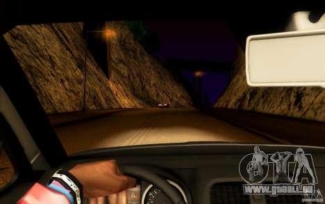 Skoda Octavia Scout für GTA San Andreas Rückansicht