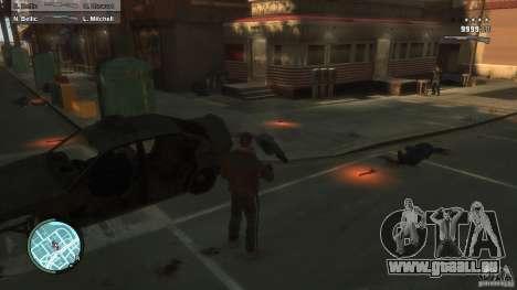 First Person Shooter Mod pour GTA 4 cinquième écran