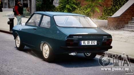 Dacia 1310 Sport v1.3 für GTA 4 Seitenansicht