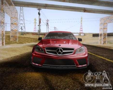 Improved Vehicle Lights Mod pour GTA San Andreas cinquième écran