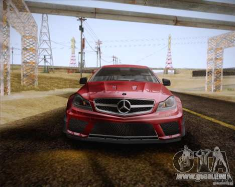 Improved Vehicle Lights Mod für GTA San Andreas fünften Screenshot