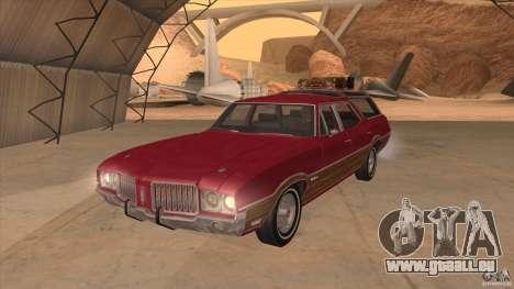 Oldsmobile Vista Cruiser 1972 pour GTA San Andreas