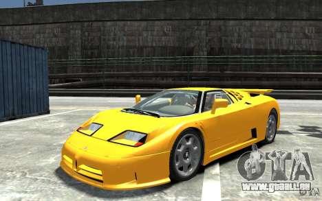 Bugatti EB110 Super Sport für GTA 4
