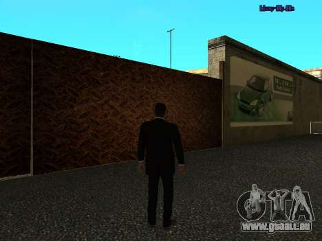 HD Autoschool  v1.0 für GTA San Andreas siebten Screenshot