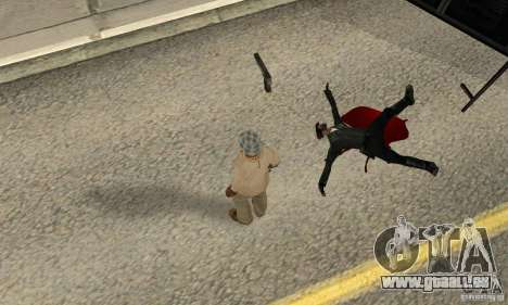 GTA IV Blood pour GTA San Andreas troisième écran