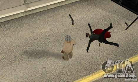 GTA IV Blood für GTA San Andreas dritten Screenshot