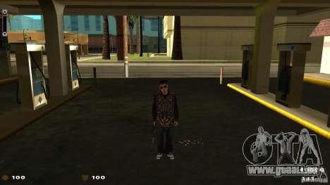 Cs 1.6 HUD pour GTA San Andreas