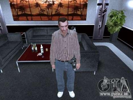 Niko Bellic pour GTA San Andreas