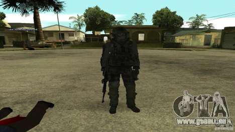 Roach from CoD MW2 pour GTA San Andreas