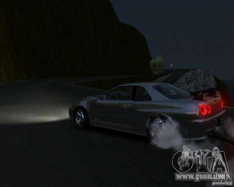 Rocky Drift Island pour GTA 4 cinquième écran