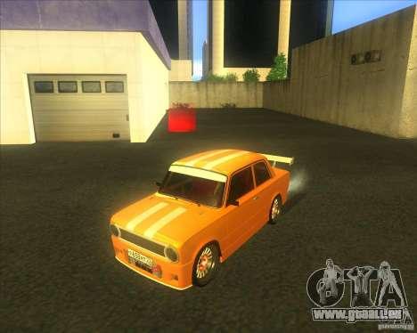 VAZ 2101 explosive Auto-tuning für GTA San Andreas