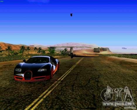 ENBSeries by S.T.A.L.K.E.R pour GTA San Andreas troisième écran