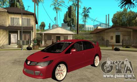 Honda Civic Mugen RR pour GTA San Andreas