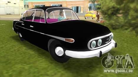 Tatra T2-603 1967 für GTA Vice City