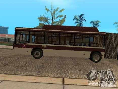 LIAZ 6213.70 für GTA San Andreas