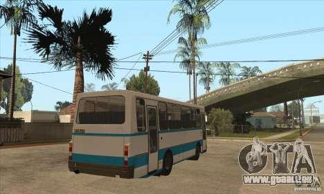 LAZ-A141 für GTA San Andreas rechten Ansicht