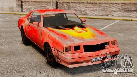 Oiseau de feu pour GTA 4