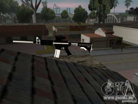 Weapon Pack für GTA San Andreas siebten Screenshot