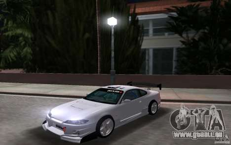 Nissan Silvia spec R Tuned pour GTA Vice City