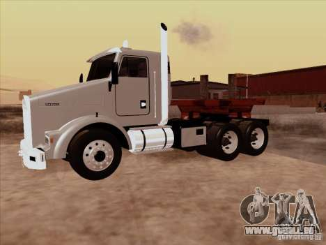 Kenworth T800 Econom für GTA San Andreas rechten Ansicht